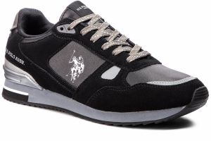 Sneakersy U.S. POLO ASSN. - Wilde FERRY4083W8/SY1 Blk