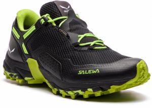 Topánky SALEWA - Speed Beat Gtx GORE-TEX 61338-0978 Black Out/Fluo Yellow