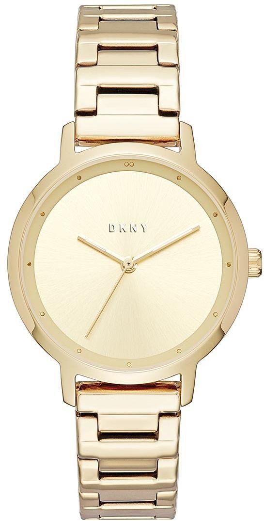 f8e4d229a Hodinky DKNY - The Modernist NY2636 Gold/Gold značky DKNY - Lovely.sk