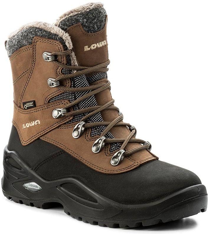 551134f5ec1d Trekingová obuv LOWA - Couloir Gtx GORE-TEX 350100 Dark Brown 0493 ...