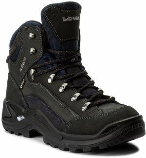 Trekingová obuv LOWA - Renegade Gtx Mid GORE-TEX 310945 Dunkelgrau Navy 9449 2b9b0d8c3a