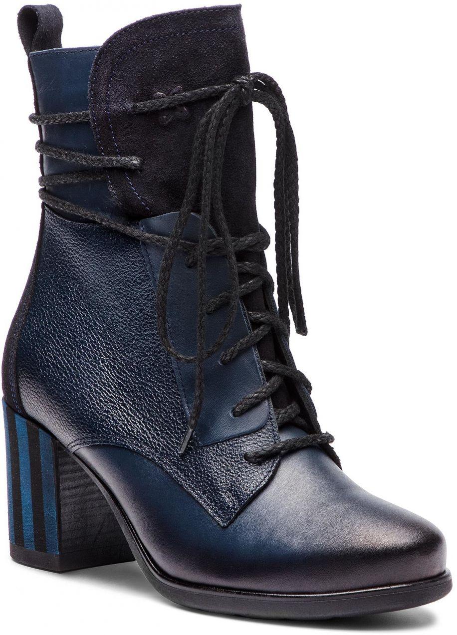 Členková obuv MACIEJKA - 03805-17 00-3 Granat značky Maciejka ... 32e17ec3cd3
