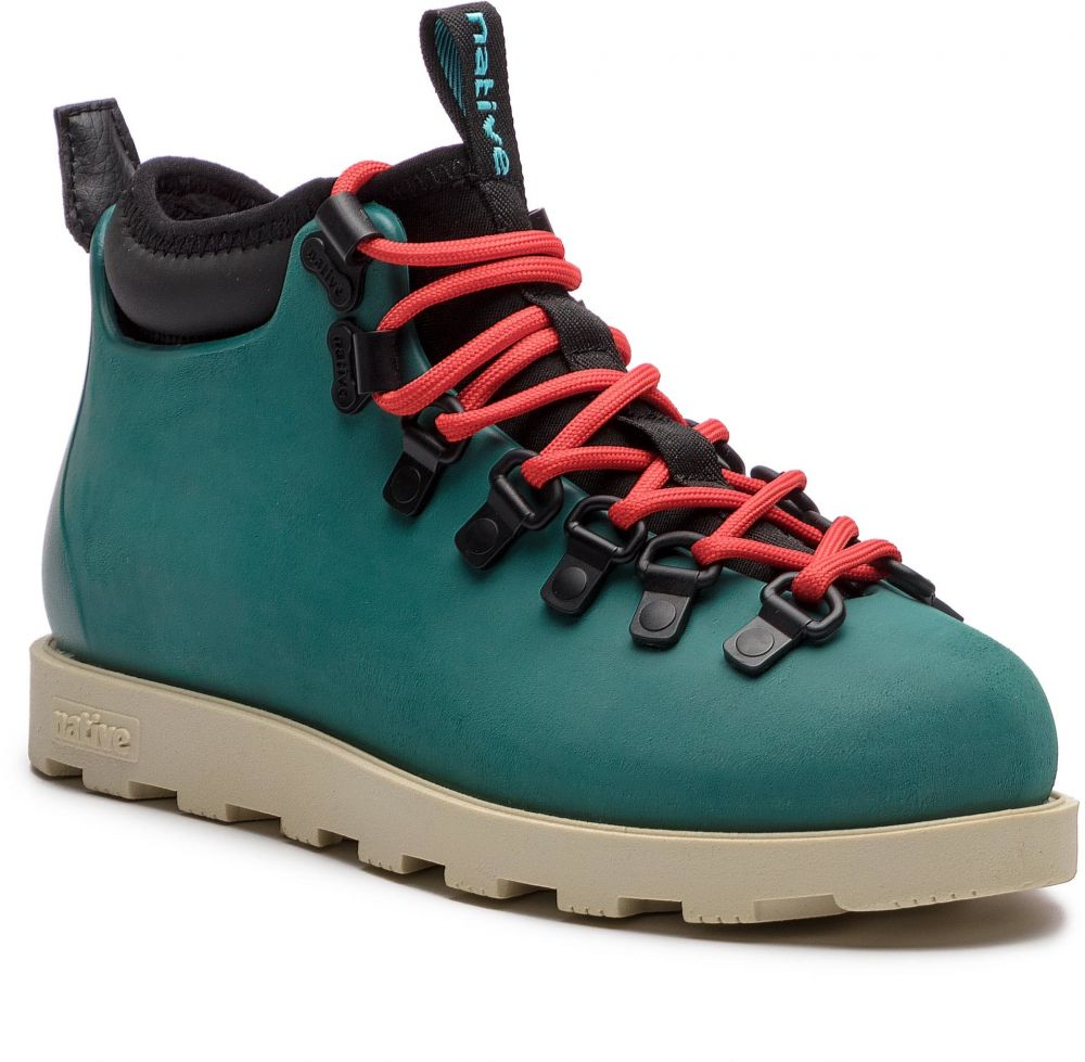 ea696a27f7d Outdoorová obuv NATIVE - Fitzsimmons Citylite Shade Green Bone White ...