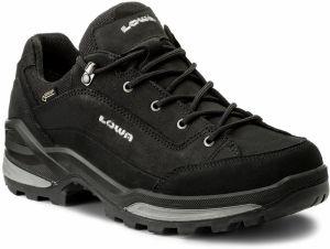 e3281a98ee1 Trekingová obuv LOWA - Renegade Gtx Lo GORE-TEX 310963 Schwarz Graphit 9927