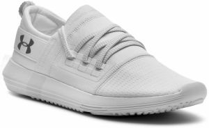 Topánky UNDER ARMOUR - Ua Adapt 3020340-104 Wht