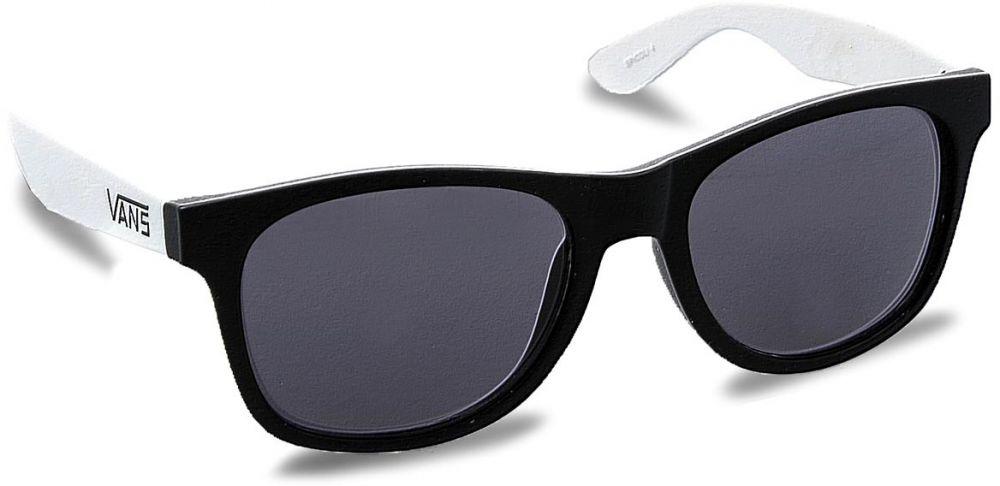 Slnečné okuliare VANS - Spicoli 4 Shade VN000LC0Y28 Black White značky Vans  - Lovely.sk 786128cfbca