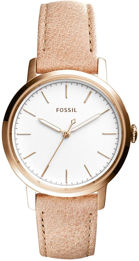 Hodinky FOSSIL - Neely ES4185 Light Brown Rose Gold značky Fossil ... da049d8fad6