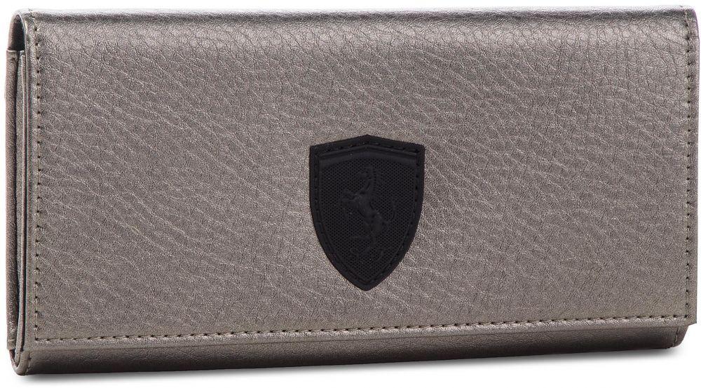 Veľká Peňaženka Dámska PUMA - Sf Ls Wallet F 053477 01 Metallic Ash značky  Puma - Lovely.sk 4840335e802