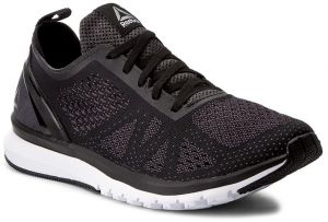Topánky Reebok - Print Smooth Clip Ultk BS8574 Blk/Gry/Coal/Pwtr