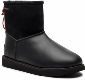 Topánky UGG - M Classic Toggle Waterproof 1017229 M/Blk