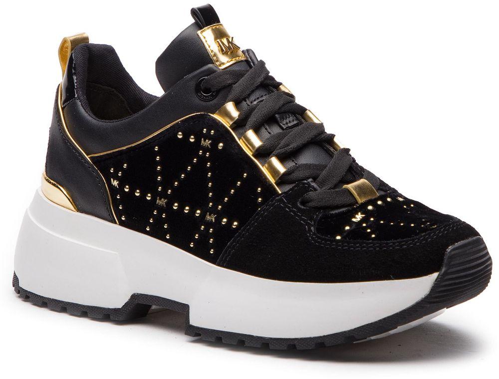 6993ff3ddd Sneakersy MICHAEL MICHAEL KORS - Cosmo Trainer 43F8CSFS2D Black značky MICHAEL  Michael Kors - Lovely.sk