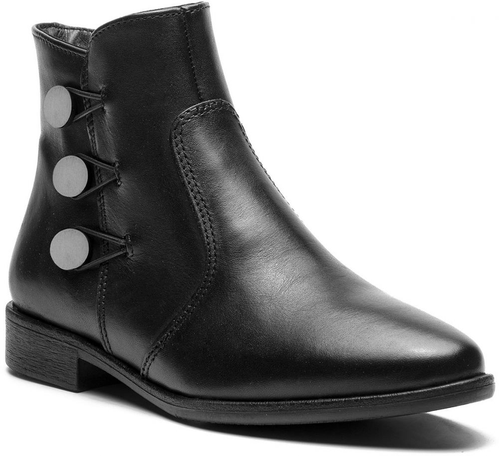 5ad39e85cefd Členková obuv TAMARIS - 1-25007-21 Black 001 značky Tamaris - Lovely.sk