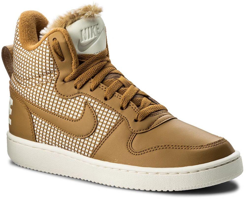Topánky NIKE - Court Borough Mid Se 916793 700 Wheat Wheat Sail značky Nike  - Lovely.sk f8f9fc8ef70
