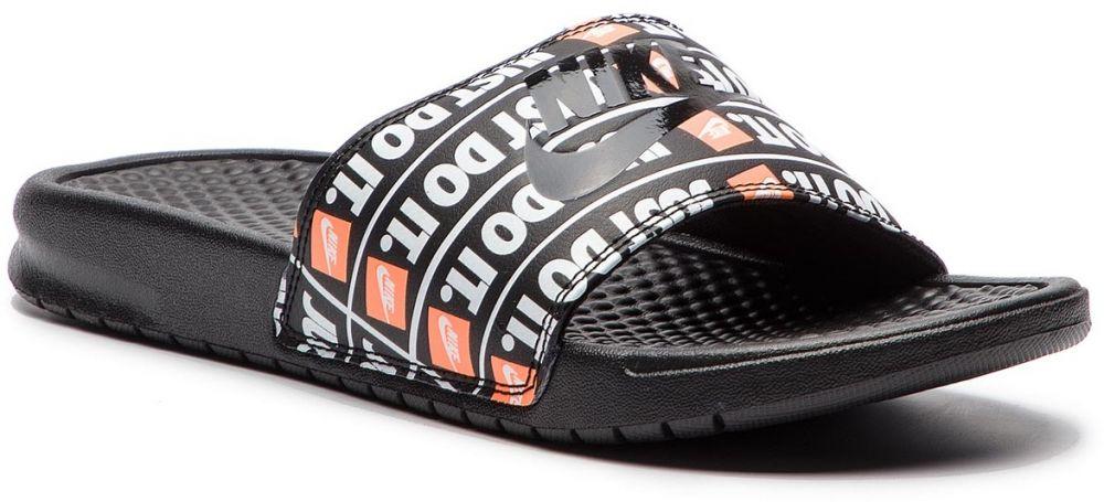 Šľapky NIKE - Benassi Jdi Print 631261 016 Black Black značky Nike -  Lovely.sk 441078dfea3