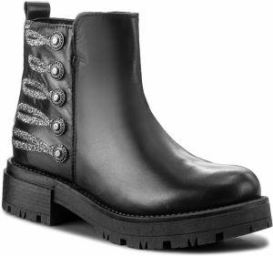 c0e0f05c5bfe ... produkty Členkové čižmy Tamaris. Podobné produkty. Členková obuv TAMARIS  - 1-25796-39 Black Pewter 061