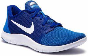 Topánky NIKE - Flex Contact 2 AA7398-401 Deep Royal Blue/White
