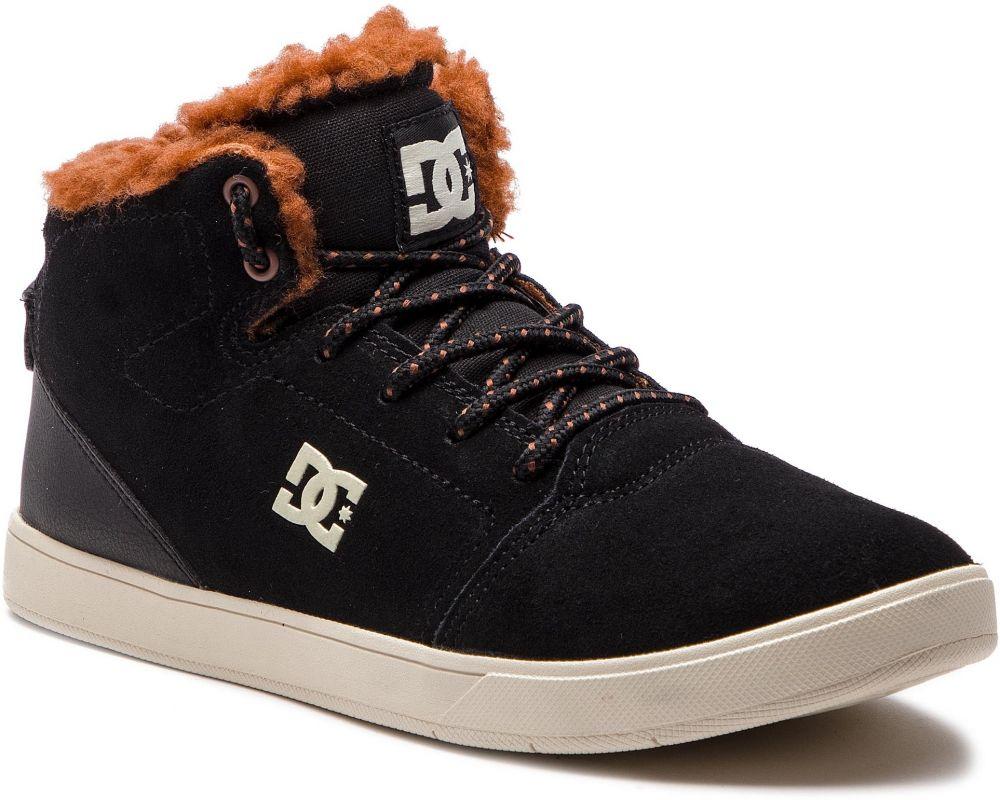 3e765a478785e Sneakersy DC - Crisis High Wnt ADBS100215 Black/Brown/Brown (XKCC) značky DC  - Lovely.sk