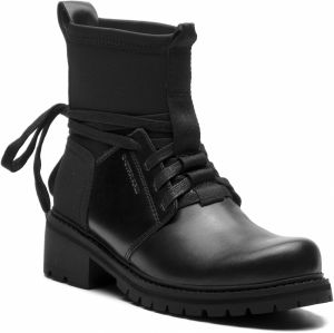 Členková obuv G-STAR RAW - Deline Sock Boot D10162-9653-990 Black