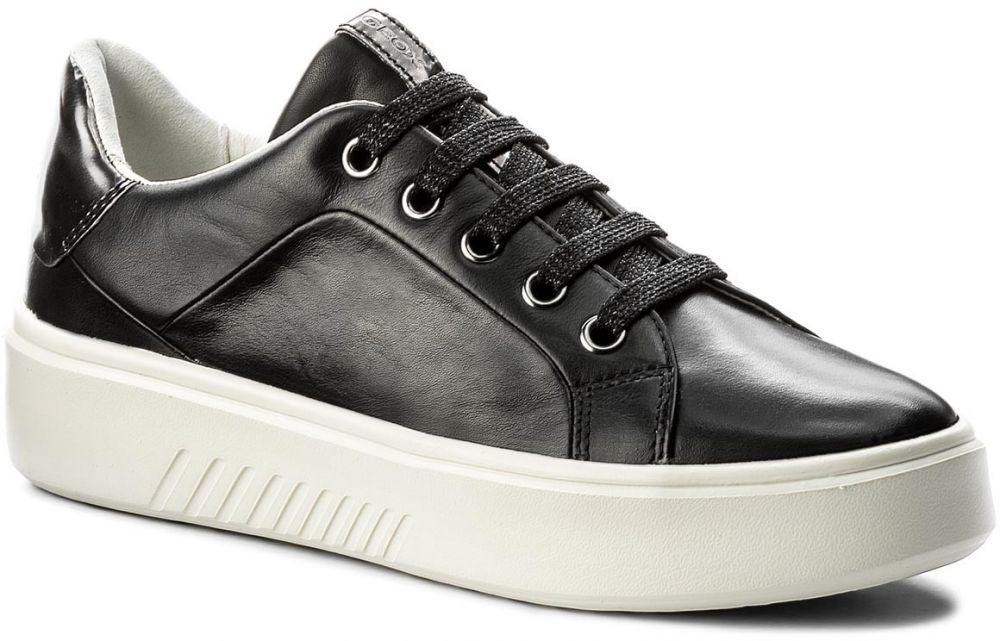 Sneakersy GEOX - D Nhenbus A D828DA 00085 C9999 Black značky Geox ... 9b08f40e61