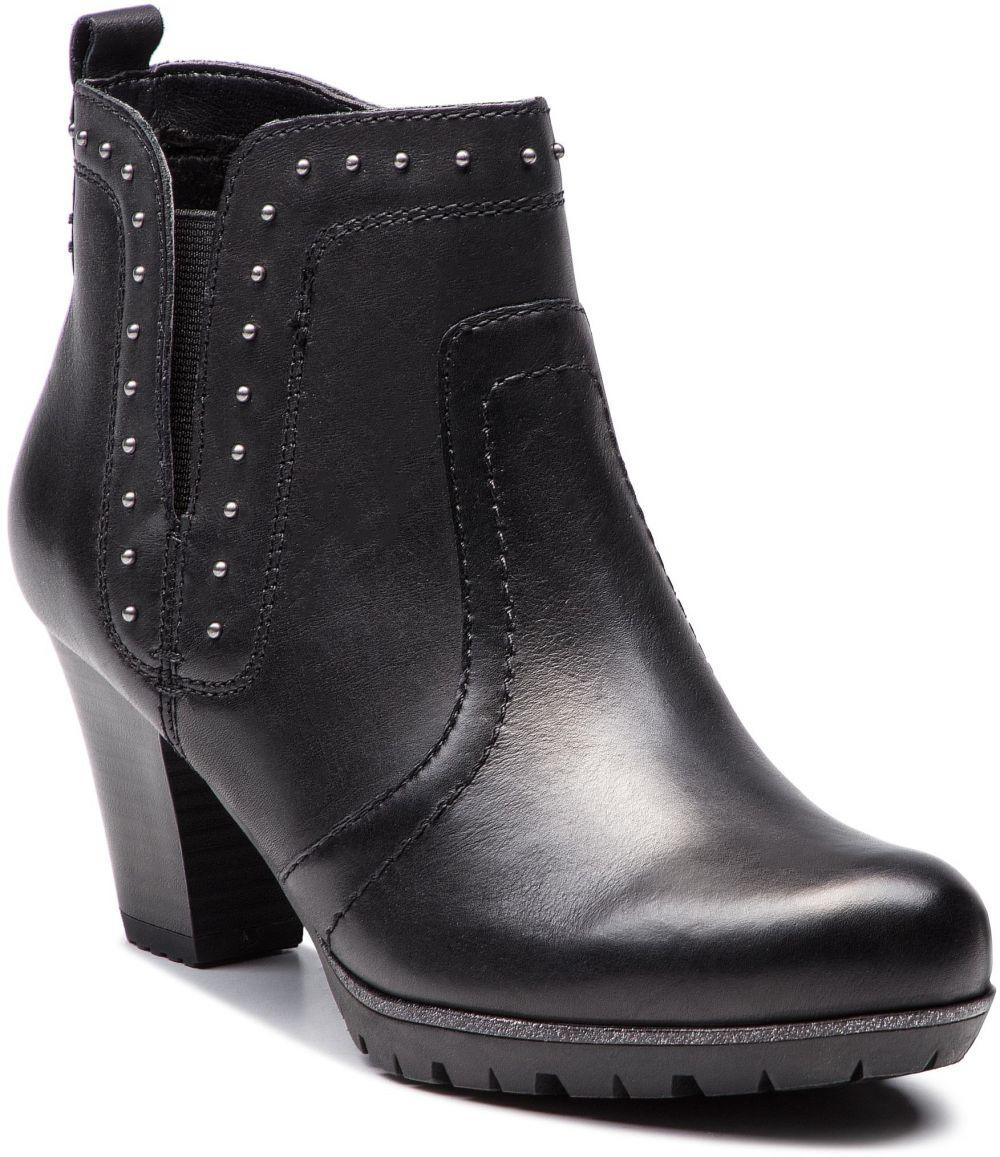 Členková obuv JANA - 8-25305-21 Black 001 značky Jana - Lovely.sk 9776f49c24