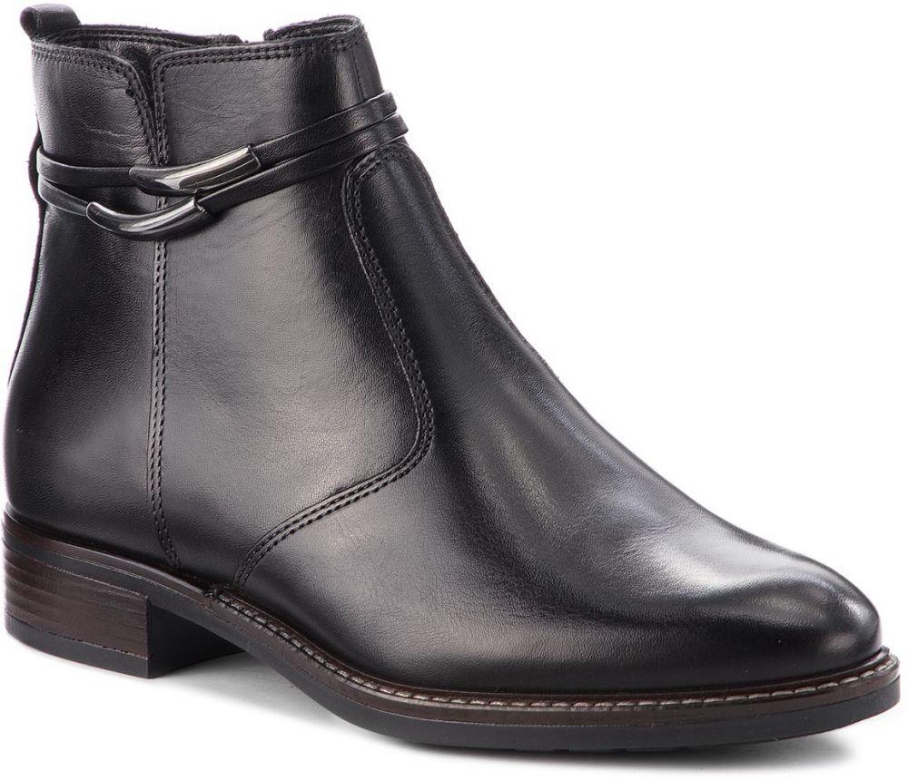 7af1d60c91914 Členková obuv TAMARIS - 1-25008-21 Black 001 značky Tamaris - Lovely.sk