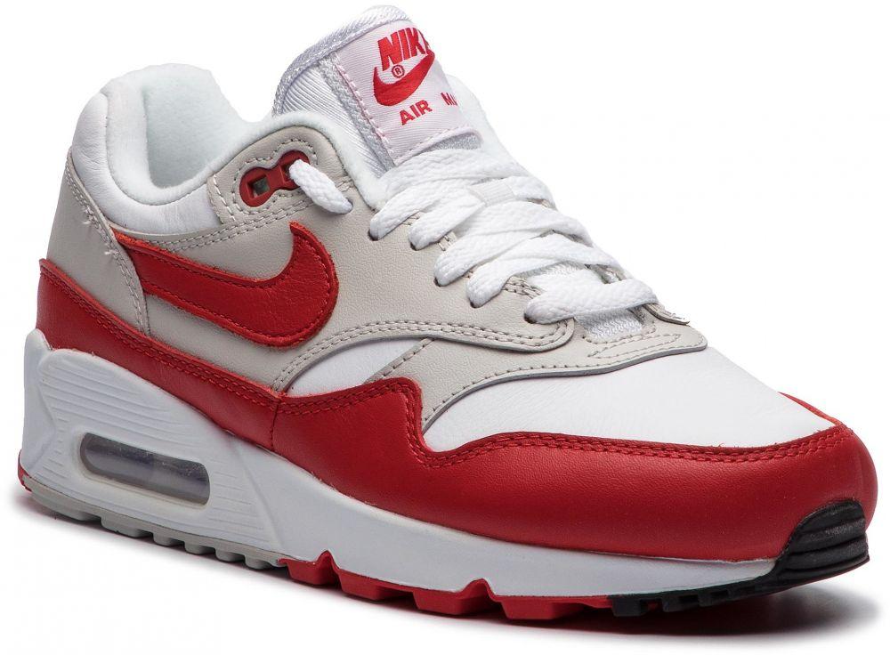 Topánky NIKE - Air Max 90 1 AQ1273 100 White University Red značky ... 63e2f07ff7