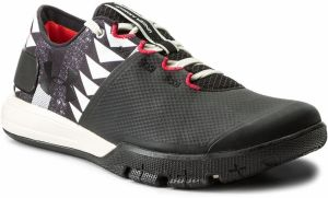 Topánky UNDER ARMOUR - Ua Charged Ultimate 2.0 Ali 1302752-001 Blk/Stn/Blk