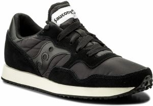 Sneakersy SAUCONY - Dxn Trainer Vintage S70369-29 Blk