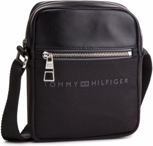 Ľadvinka TOMMY HILFIGER - Urban Novelty Mini Reporter AM0AM04248 002