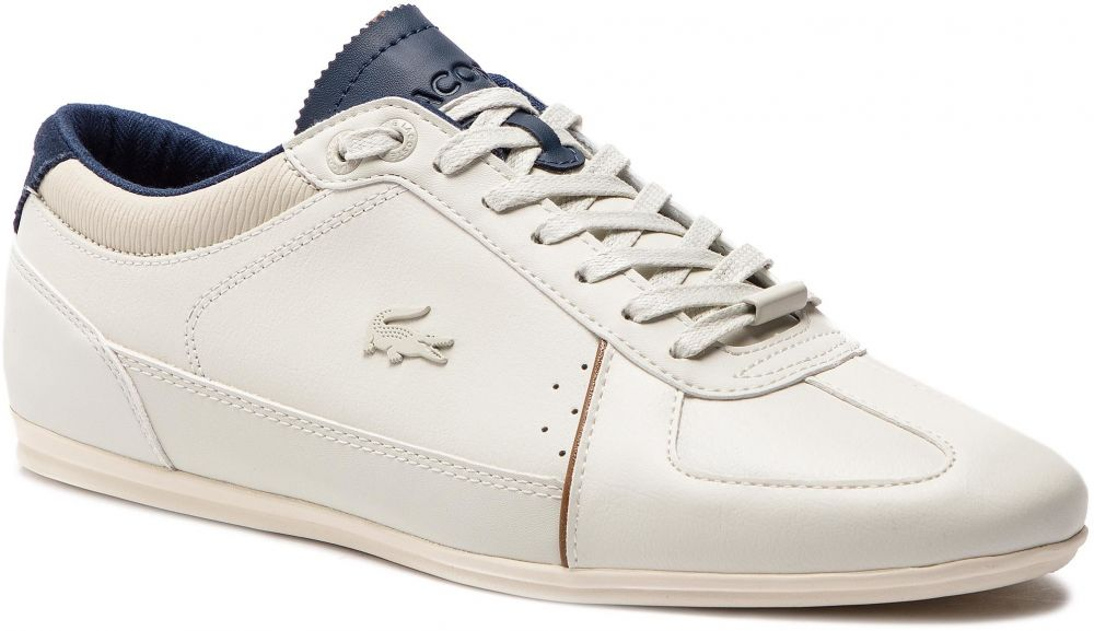 Sneakersy LACOSTE - Evara 318 2 Cam 7-36CAM0024WN1 Off Wht Nvy značky  Lacoste - Lovely.sk d391087da65