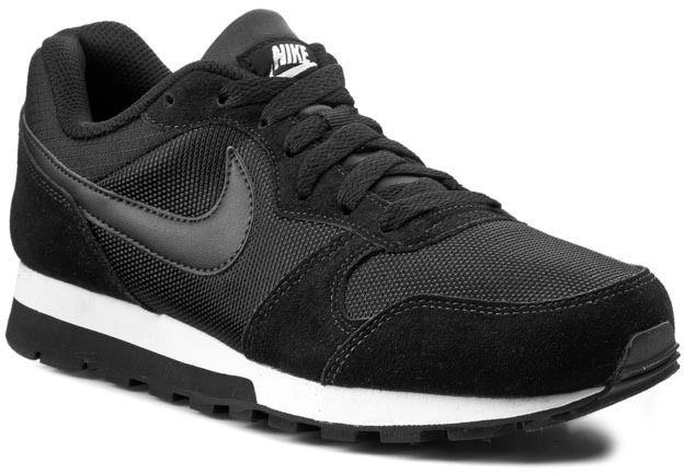 Topánky NIKE - Md Runner 2 749869 001 Black Black White značky Nike -  Lovely.sk db21ba9c07e