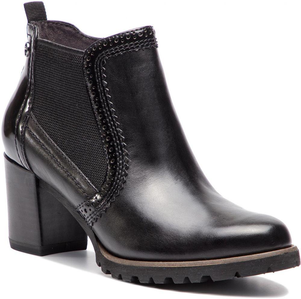 711545a82833a Členková obuv TAMARIS - 1-25308-21 Black 001 značky Tamaris - Lovely.sk