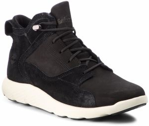 Outdoorová obuv TIMBERLAND - Flyroam Leather Hike A1SBN Black