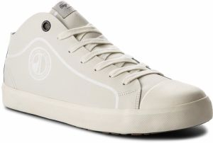 Tramky PEPE JEANS - Industry Pro B&W PMS30428 Factory White 801