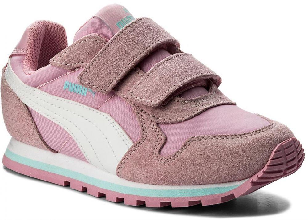 Sneakersy PUMA - St Runner Nl V Ps 360737 16 Prism Pink Pima White značky  Puma - Lovely.sk 94fbb99ea70
