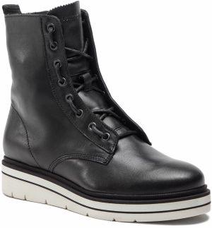 40790390ea Členková obuv TOMMY HILFIGER - Cozy Warmlined Leath FW0FW03436 Black ...