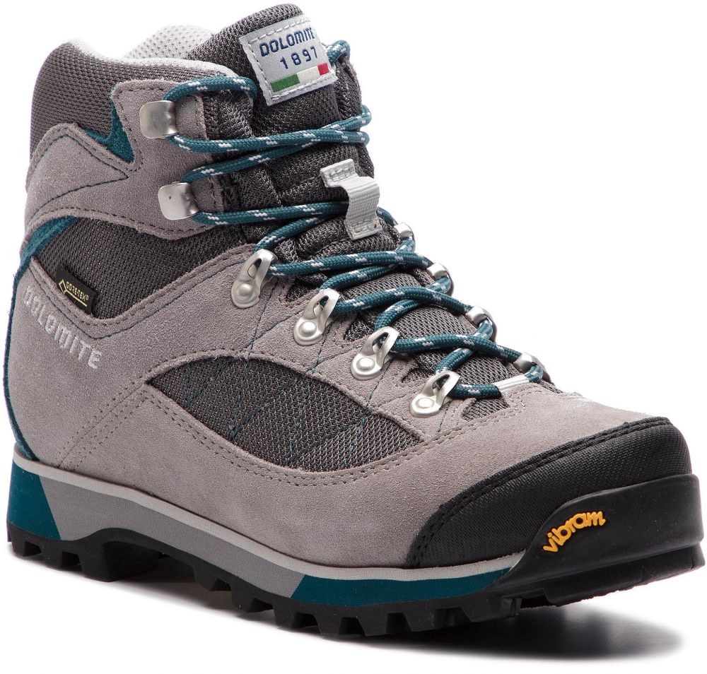 82a3b55cc1c2 Trekingová obuv DOLOMITE - Zernez Gtx Wmn GORE-TEX 248116-0977004 Pewter  Grey Deep Teal značky Dolomite - Lovely.sk