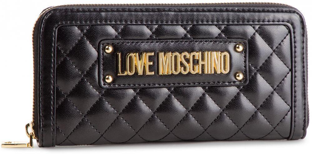 Veľká Peňaženka Dámska LOVE MOSCHINO - JC5612PP17LA0000 Nero značky ... 064d6d5357a