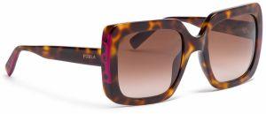 749024301 Slnečné okuliare FURLA - Mira 995250 D 239F RE0 Havana 003