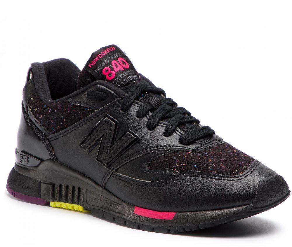 197fc42f6c3 Sneakersy NEW BALANCE - WL840AB Čierna značky New Balance - Lovely.sk