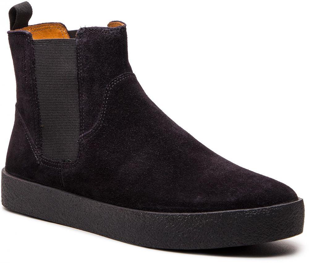Kotníková obuv s elastickým prvkom VAGABOND - Luis 4682-140-20 Black značky  Vagabond - Lovely.sk 68f9d8af39