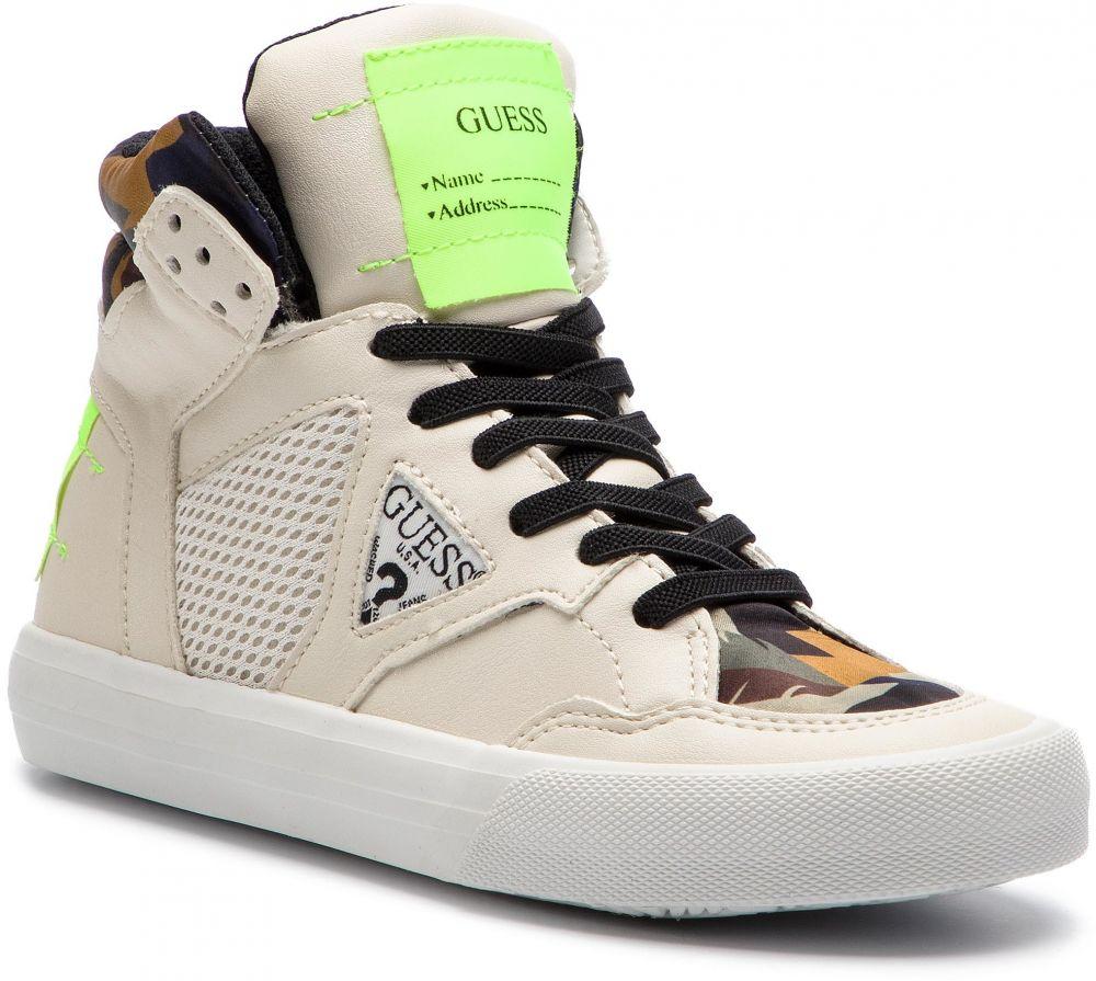03193ef9a1d2 Outdoorová obuv GUESS - FI5BRU ELE12 BLANC WHITE značky Guess - Lovely.sk