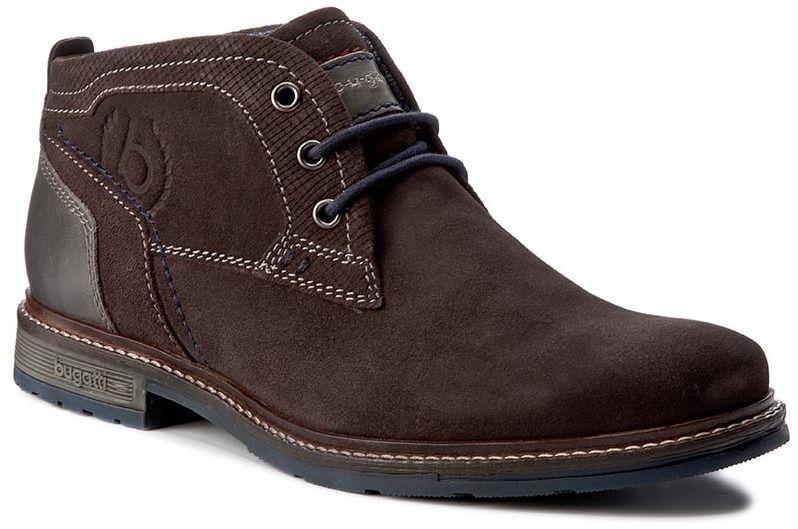 Outdoorová obuv BUGATTI - 321-34431-1416-1115 Dark Grey Grey značky bugatti  - Lovely.sk e529d0a1c1