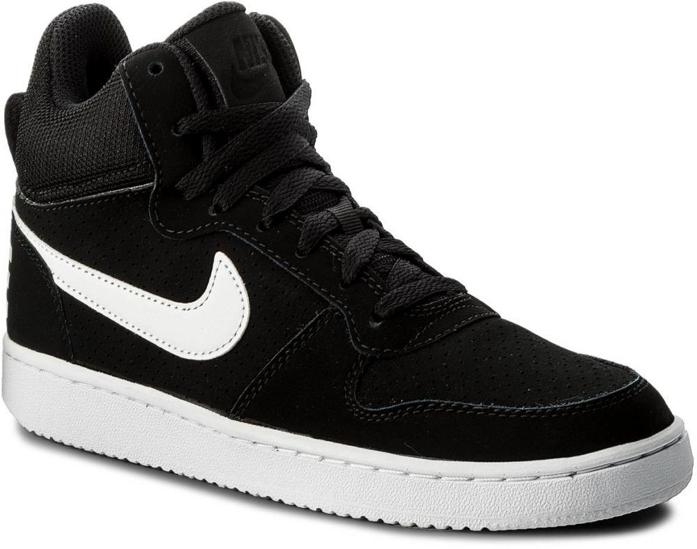 581fb755a Topánky NIKE - Court Borough Mid 844906 010 Black/White značky Nike -  Lovely.sk