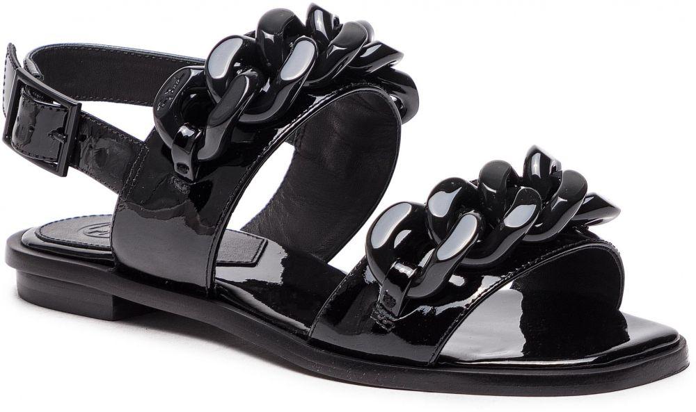 d0805b09bbb Sandále TORY BURCH - Adrien Sandal 52945 Perfect Black 006 značky ...