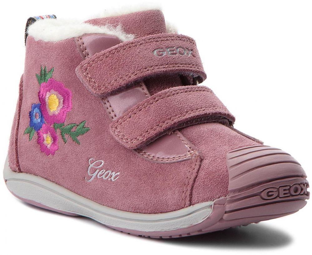 Outdoorová obuv GEOX - B Toledo G. C B8446C 022HI C8006 Dk Pink značky Geox  - Lovely.sk 005248afb51