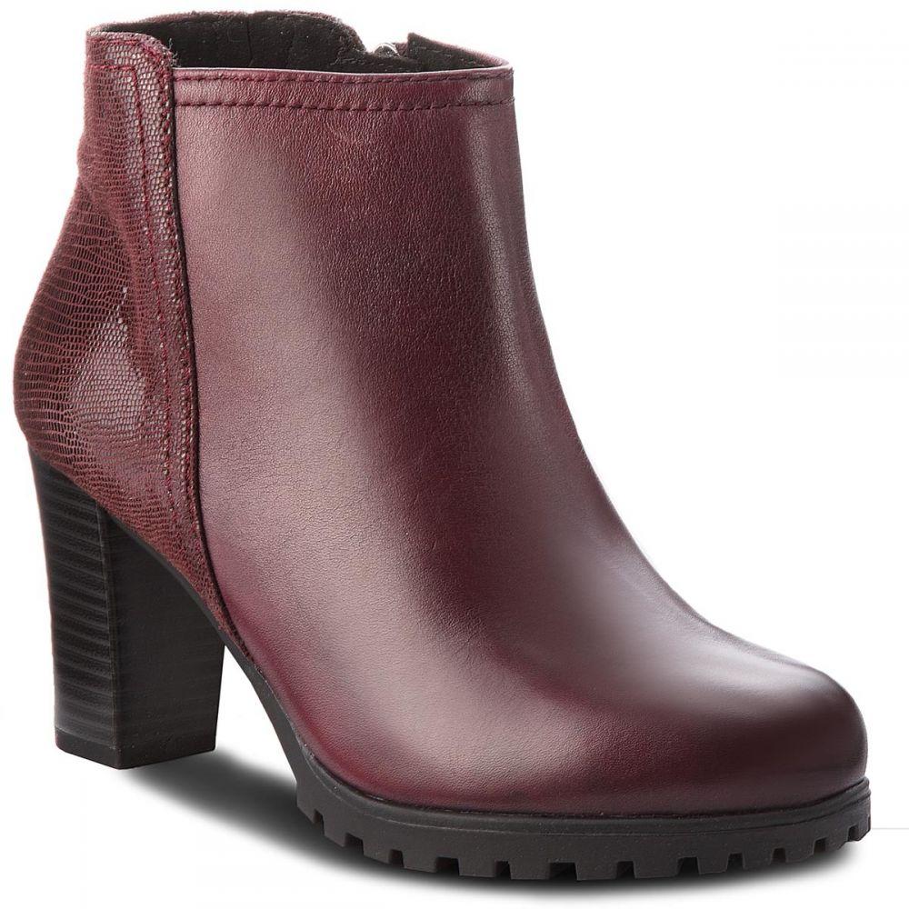 2db8ce04c5 Členková obuv CAPRICE - 9-25401-21 Bord Rept Foil 534 značky Caprice -  Lovely.sk