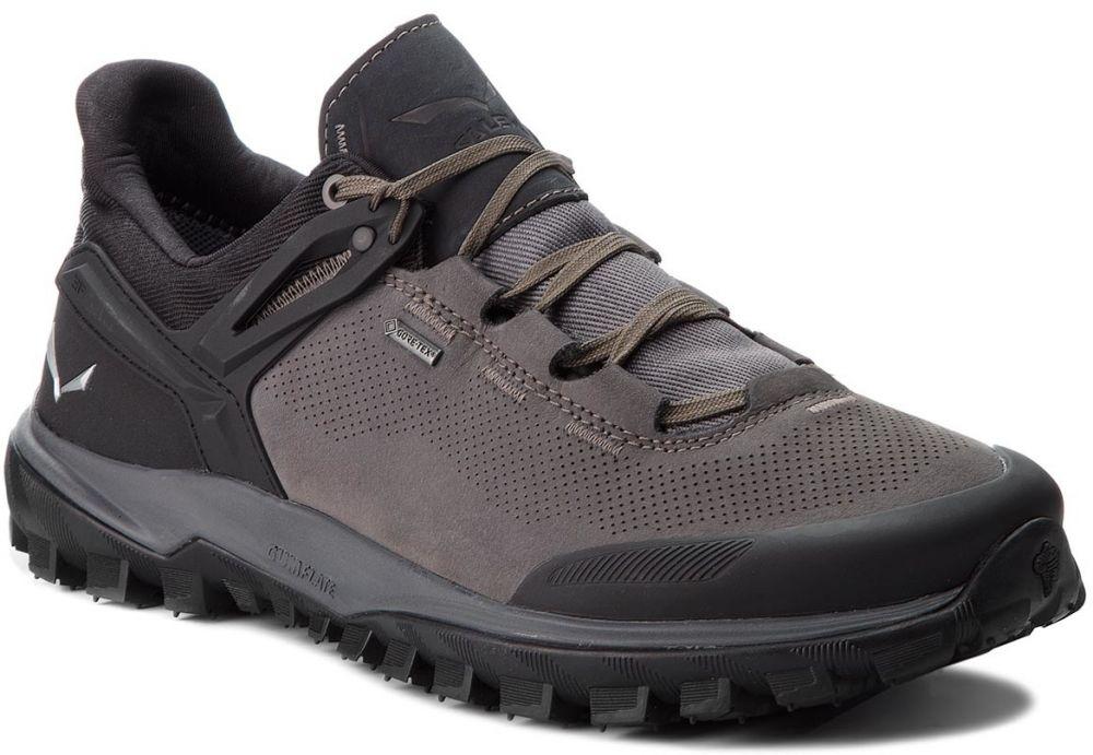 Trekingová obuv SALEWA - Wander Hiker Gtx GORE-TEX 63460-0942 Black Walnut  značky Salewa - Lovely.sk eae615a0678
