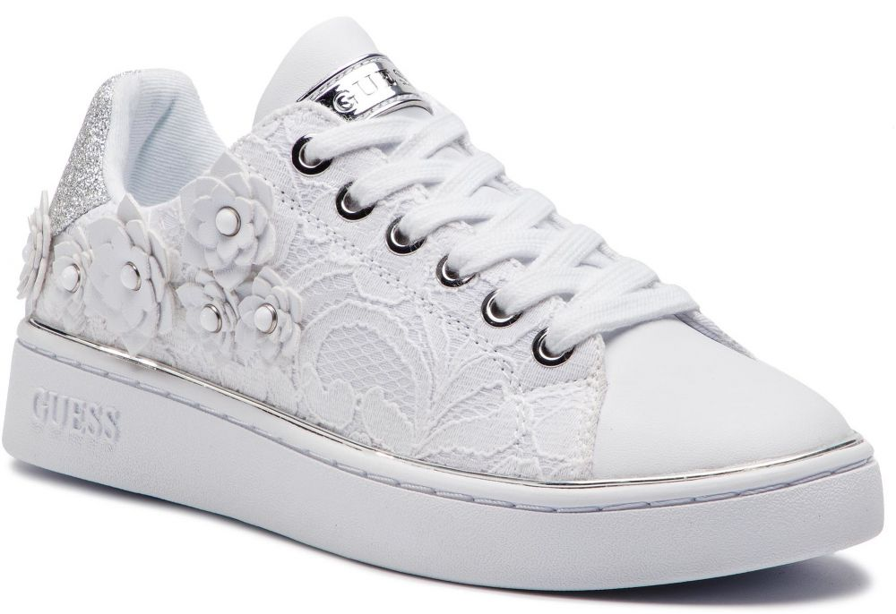 8928c4fa7054f Sneakersy GUESS - Bessia FL5BES LAC12 WHITE značky Guess - Lovely.sk