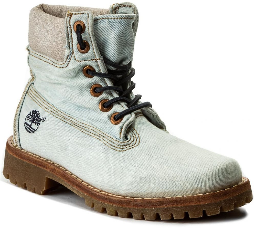 Outdoorová obuv TIMBERLAND - Ltd Fabric 6 In Lt A1G83 Denim značky  Timberland - Lovely.sk a351a8cda1c